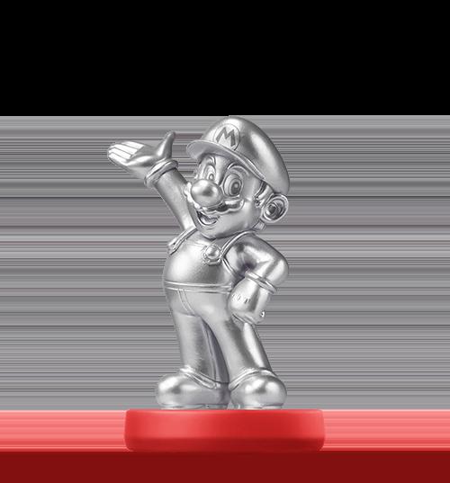 Mario - Silver Edition